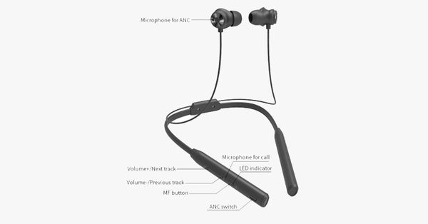 Sports Bluetooth Earphones