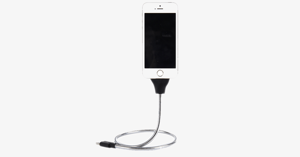 Flexible Smartphone Dock and Charging Cable - FREE SHIP DEALS