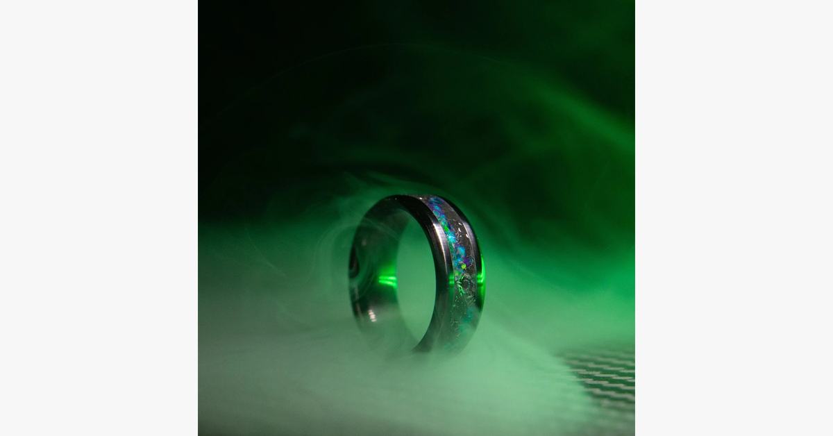 Area 51 Alien Ring