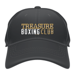 Treasure Boxing Club Black Baseball Hat
