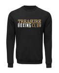 Treasure Boxing Club Black Sweat Shirt