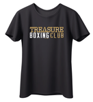 Treasure Boxing Club Black T-Shirt
