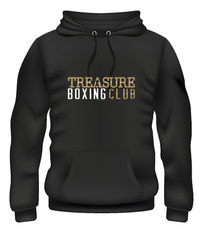 Treasure Boxing Club Black Hoodie