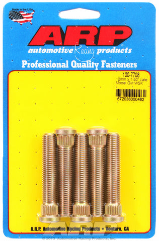 Wheel Stud Kit for Late Model GM Camaro, Firebird, Corvette