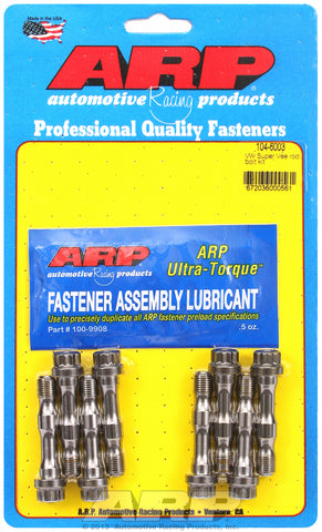 Pro Series ARP2000 Complete Rod Bolt Kit for Volkswagen/Audi Super Vee (cap screw type) Audi-style r