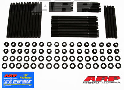 Cylinder Head Stud Kit for BB Chevy WP Merlin alum block/Merlin