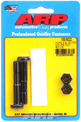 Hi-Perf 8740 (2-pc) Rod Bolt Kit for Ford 3.8L V6 Super Coupe T-bird