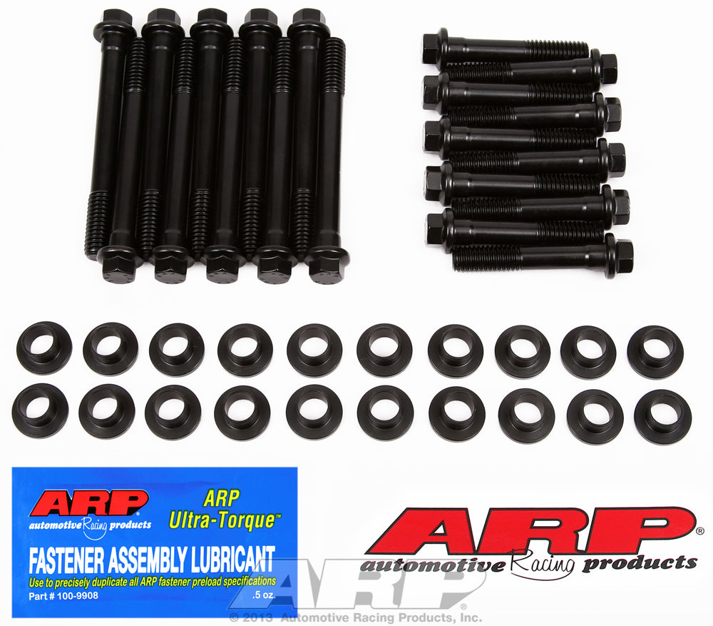Cylinder Head Bolt Kit for Ford 302 with 351 Windsor heads 1/2˝-7/16˝ insert washer with 7/16˝ bolts