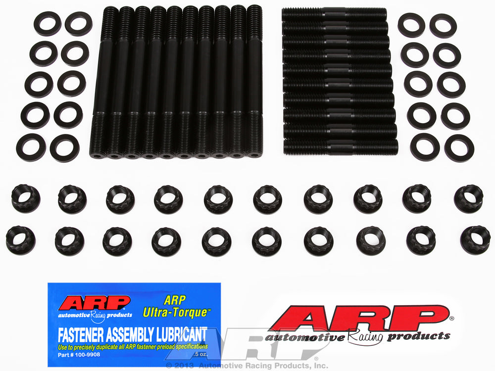 Cylinder Head Stud Kit for Ford 351 Windsor with factory heads, M-6049-J302, SVO high port and M-604