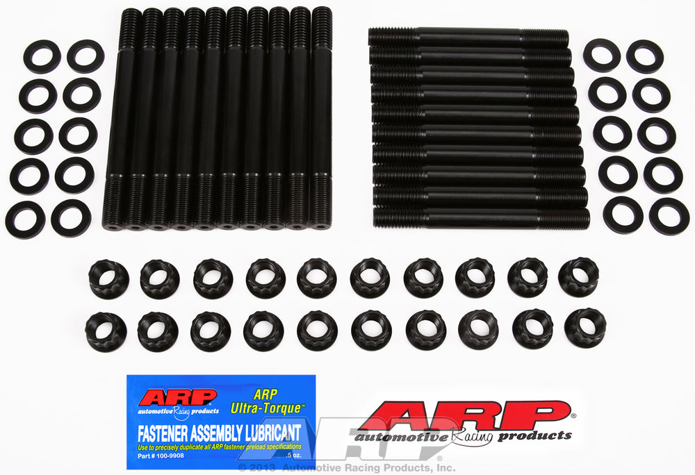 Cylinder Head Stud Kit for Ford 429-460 cid with factory heads & 429CJ SVO alum #M-6049-A429, also E