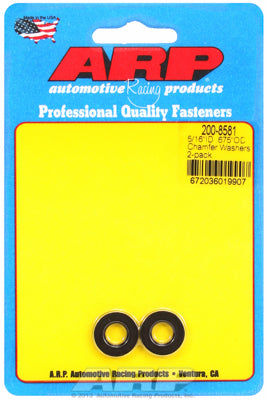 Black Oxide 1-PC Bulk SAE Special Purpose Washers w/ Chamfer