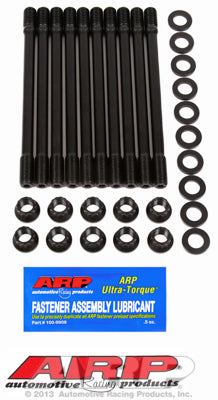 Cylinder Head Studs for BMW 1.5L-2.0L (M10) 4-cylinder (2002 Coupe, 318i, 320i) 12-pt Nuts U/C Studs