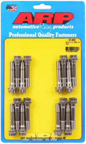 Pro Series ARP2000 Complete Rod Bolt Kit for BMW 4.0L (S65) V8 M9 x 45mm UHL Custom Age 625+