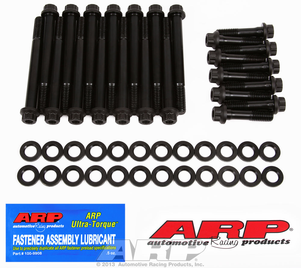 Cylinder Head Bolt Kit for Holden FALSE308 cid with 12 bolt (early) carbureted 7/16˝ with undercut b