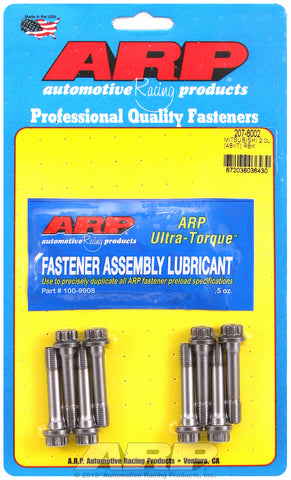 Pro Series ARP2000 Complete Rod Bolt Kit for Mitsubishi 2.0L (4B11) DOHC (2008 & later)