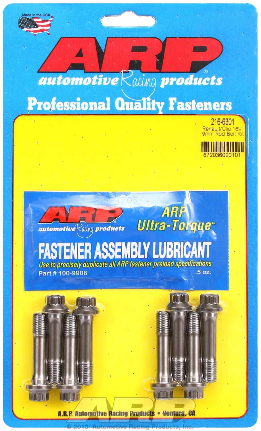 Pro Series ARP2000 Complete Rod Bolt Kit for Renault Clio (F4R) 16V M9