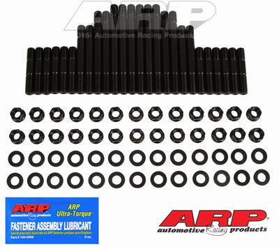 Cylinder Head Stud Kit for Chevy V6 w/18˚ standard port