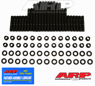 Cylinder Head Stud Kit for Chevy V6 w/18˚ raised port