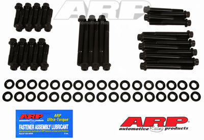 Cylinder Head Bolt Kit for Chevrolet Bowtie with Brodix 12 - Weld-Tech, Dart II, WP Sportsman II, Br