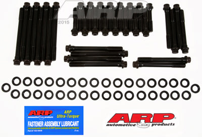 Cylinder Head Bolt Kit for Chevrolet 18° hi-port with undercut bolts