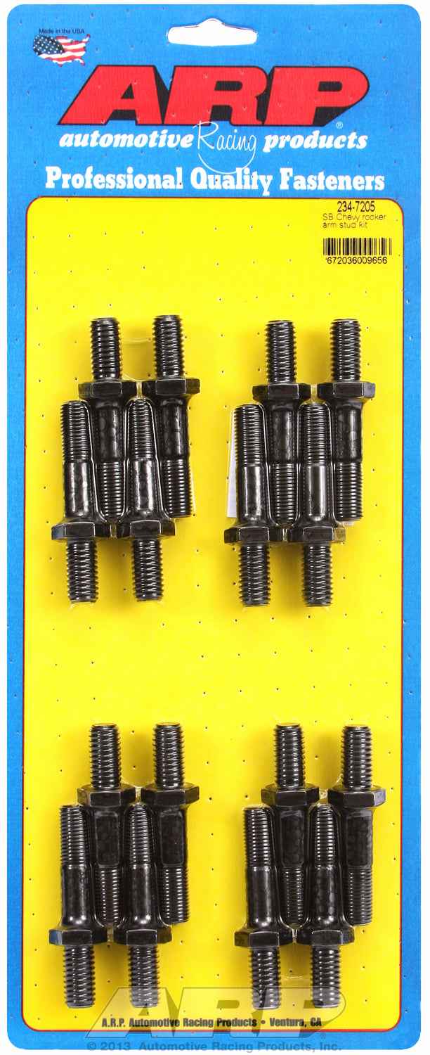Pro Series Rocker Arm Studs for With roller rockers and stud girdle
