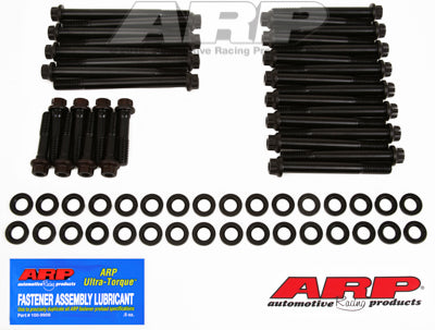 Cylinder Head Bolt Kit for Chevrolet Mark V or Mark VI block with late Bowtie, Dart aluminum, AFR &