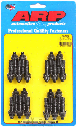 12-Pt Head Black Oxide Oil Pan Stud Kit for Chrysler KB Hemi, 1.700˝ U.H.L