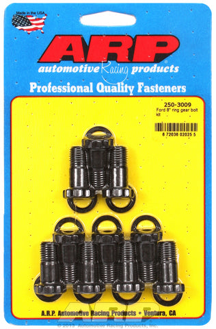 Ring Gear Bolt Kit for Ford 8˝ ring gear bolt kit with washers