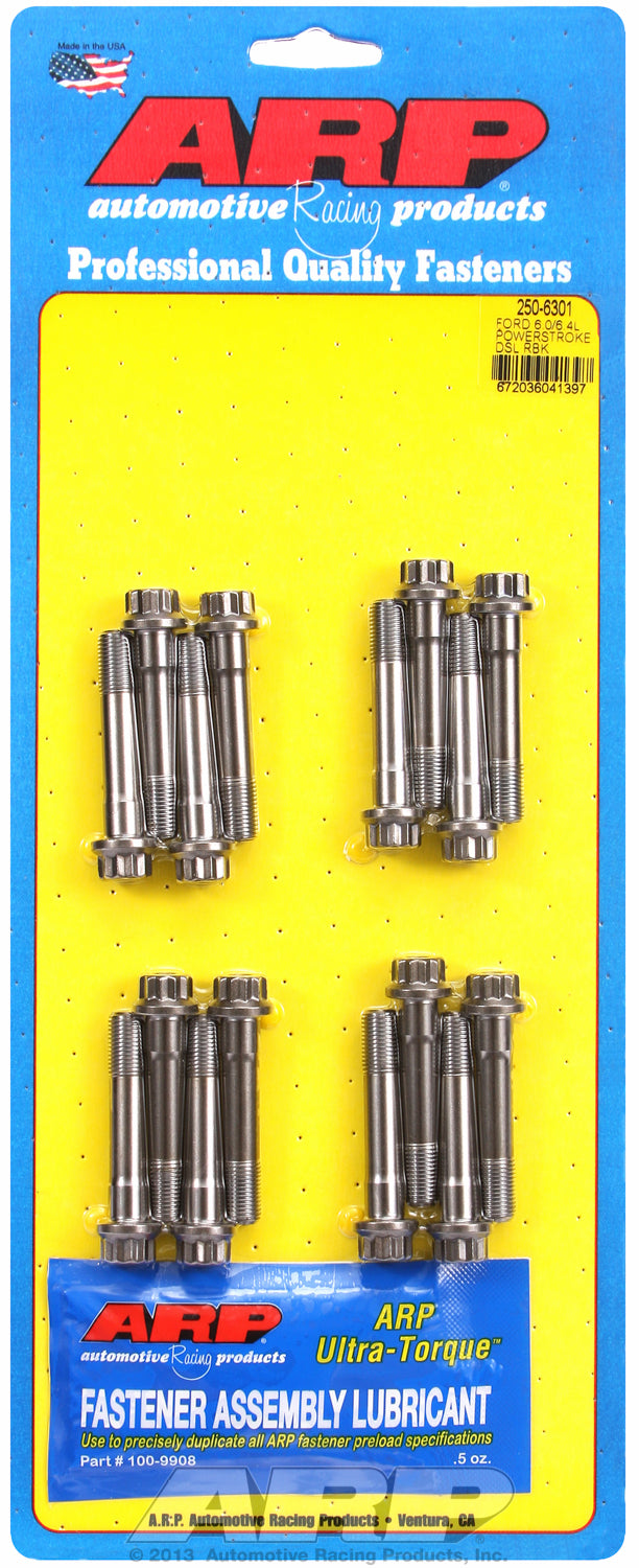 Pro Series ARP2000 Complete Rod Bolt Kit for Ford Ford 6.0L & 6.4L Power Stroke