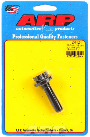 Cam Sprocket Bolt Kit for Ford 4.6L & 5.4L Modular V8 - M12 (1 per cam required)