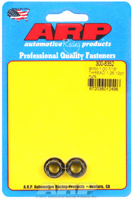 M9  8740 Black Oxide 12-pt Nut Kit