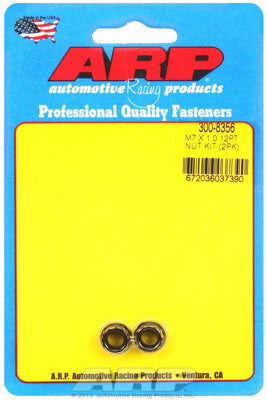M7  8740 Black Oxide 12-pt Nut Kit