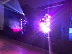 Event Lighting with SSL Production