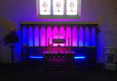 Event Lighting PIXBARs - Customer Installation
