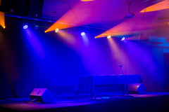 Event Lighting stage fixtures