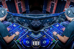 Event Pixels DJ Booth with BSS