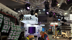 Event Lighting in Integrate 2017