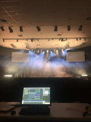 Event Lighting with Lifesource Christian Church