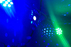 Event Lighting LED Parcan Pixbar Panbars FX lights