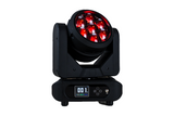 Event Lighting ENFORCER7X60 Moving Head front, red