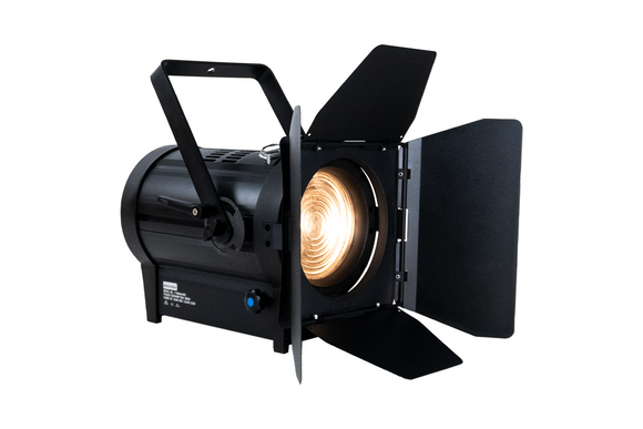 Event Lighting F200VMZ variable colour temperature fresnel, front