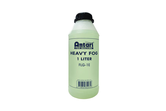 FLG1E - Antari Heavy Fog Liquid in Exchangeable Bottle (1 litre)