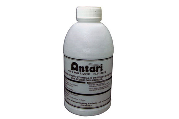 Antari 1L FLM Fog Liquid - Supplied by Event Lighting