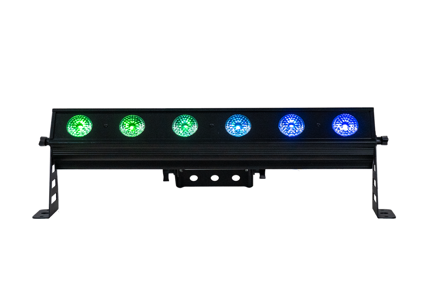 Event Lighting PIXBAR6X12 front on