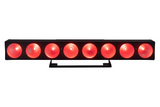 Event Lighting PAN8X1X30 front, red