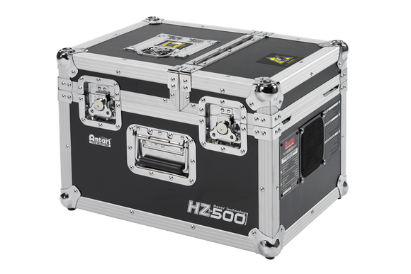 HZ500 - Silent Haze Machine on Flight Case with DMX