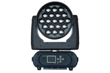 Event Lighting M19W20 Moving Head Zoom Wash Front View