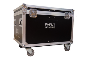 Event Lighting MCASE4W7 - Road Case for M7W15RGBW