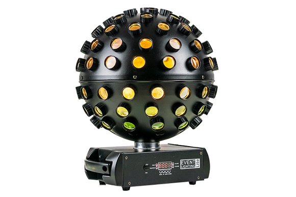 Event Lighting Lite Nitroball Spherical Effect Light