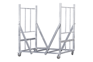 Event Lighting Staging Trolley